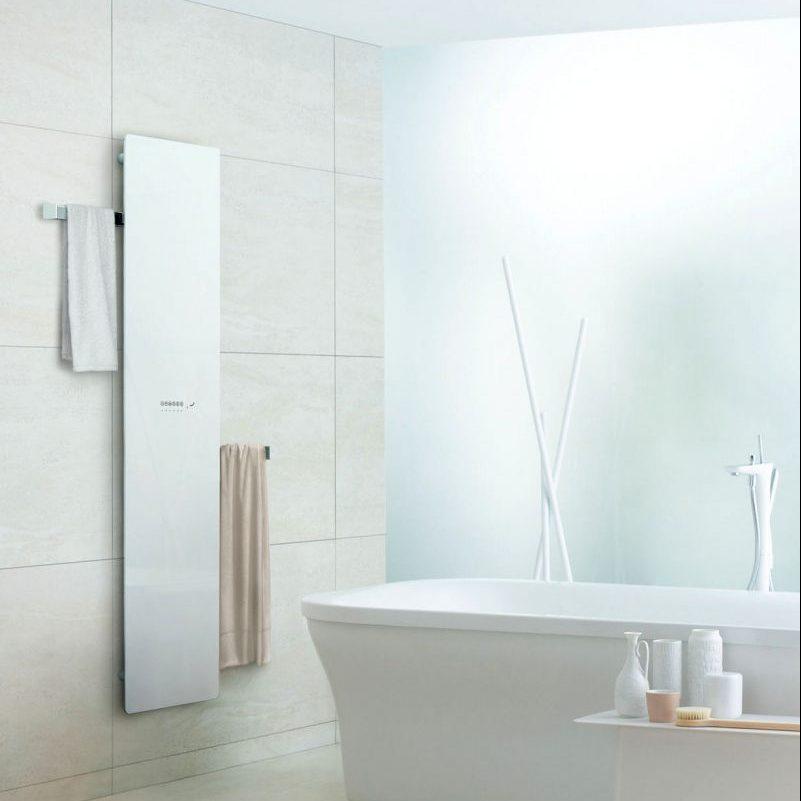 optische Blickfänge im Badezimmer