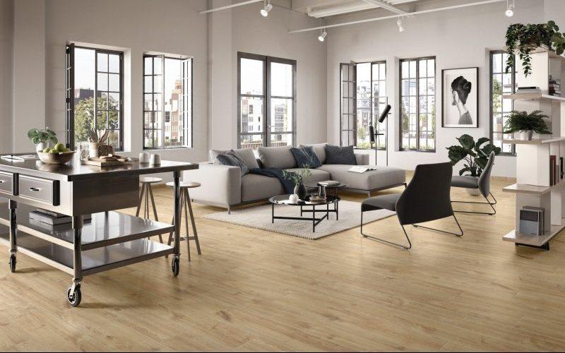 Langlebige Fliesen bieten Wohnkomfort und stilistische Freiheit