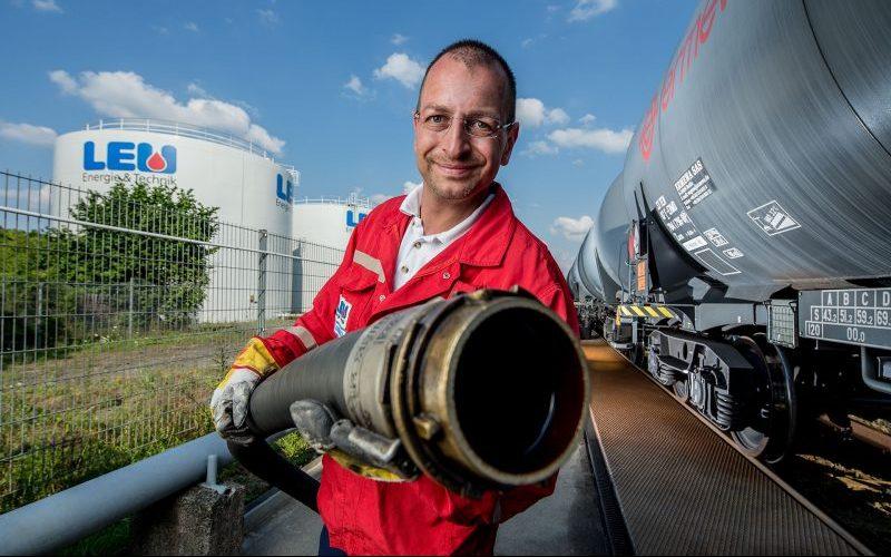 Gasversorger wechseln