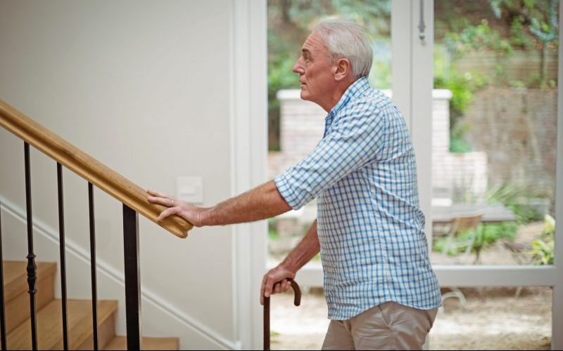 Ältere Menschen unterschätzen Kosten für barrierefreien Umbau