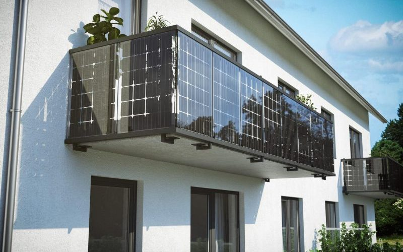 Ökoenergie-Produzent