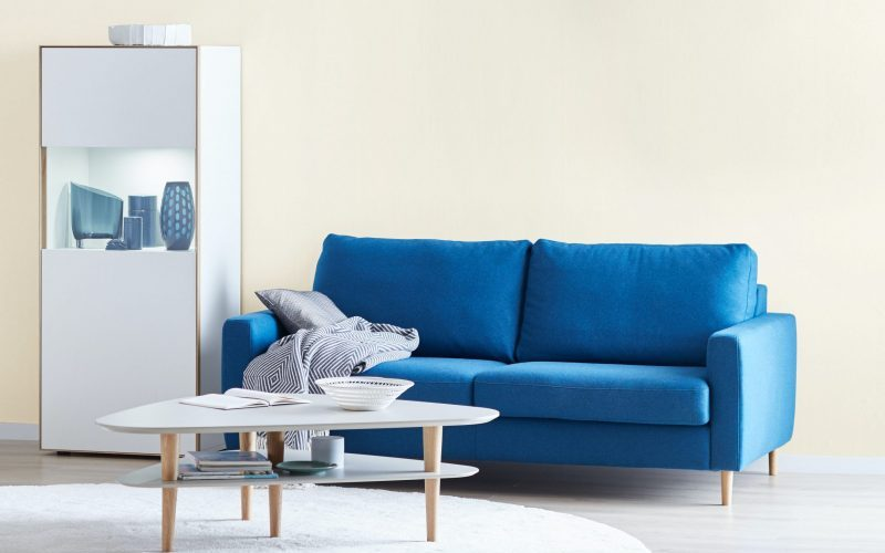 Mit trendigen Farben skandinavischen Wohnstil ins Zuhause bringen