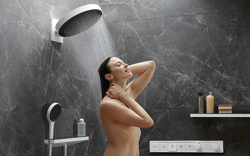 Wenn Duschen zum Naturerlebnis wird